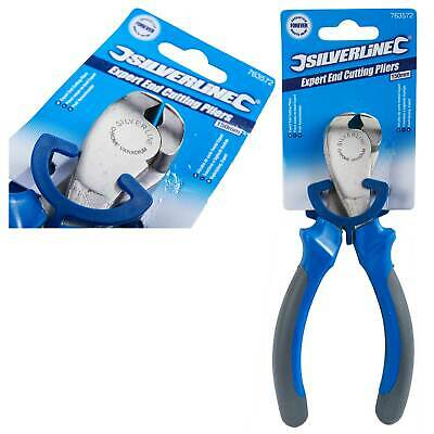 Expert End Cutting Pliers Nippers Pincers Wire Cutters Electricians Tool 150mm