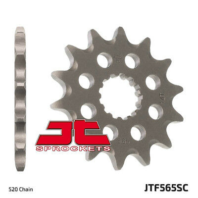 Yamaha WR450 F-Z,A,B,D 10-14 Front Self Cleaning Sprocket (13T)