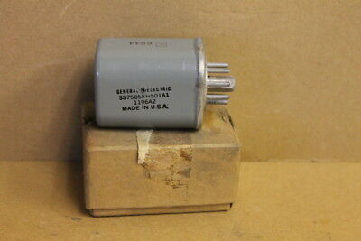 Relay, DPDT, 8 pin, 230V 10A, 3S7505KH501A1 General Electric