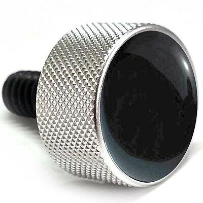 """Silver Billet Aluminum Bolt for Harley Mounting Seat to Top Fender /""""SHERIFF/"""""""