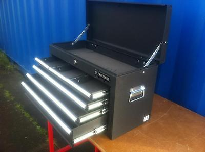 Dt130 damaged US PRO TOOLS AFFORDABLE TOOL STORAGE CHEST BOX TOOL BOX CABINET
