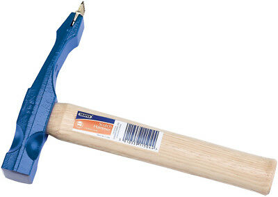 Draper 11504 BSH Brick Scutch Hammer Hickory Wooden Shaft with 1 Scutch