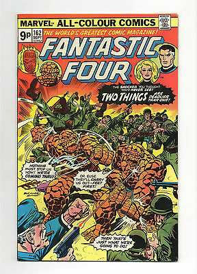 Fantastic Four Vol 1 No 162 Sep 1975 (VFN+)Marvel Comics, Bronze Age (1970-1979)