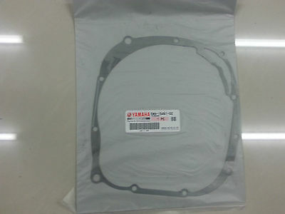 Genuine Yamaha Xjr1300 Clutch Cover Gasket Crankcase Cover Gasket 5Wm1546102 Nos