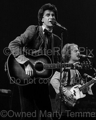 RAY DAVIES PHOTO THE KINKS 16x20 Inch Concert Photo in 1979 by Marty Temme 1A