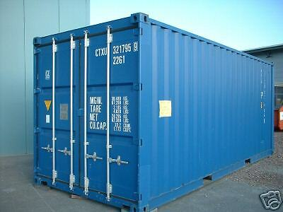 SEECONTAINER, LAGERCONTAINER,CONTAINER,Materialcontainer,Baucontainer  ab Geseke