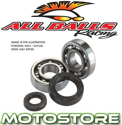All Balls Crank Shaft Bearing & Seal Kit Honda Xl125 1979-1985