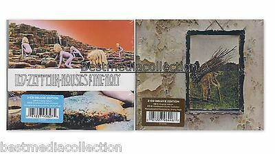 4 CD Deluxe Edition LED ZEPELLIN CD NEW Houses Of The Holy IV Edition BRAND NEW