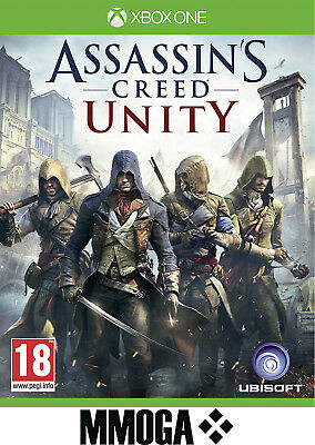 Xbox One Assassin's Creed Unity Key - Microsoft Xbox One Spiel Download Code