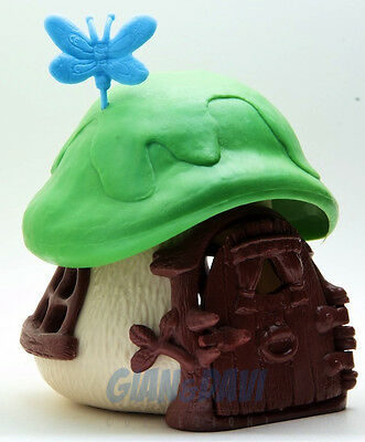 PUFFO PUFFI SMURF SMURFS Cottages from French files Casetta piccola Francese 7a