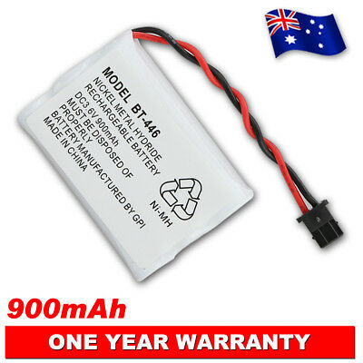 OZ for Uniden BT-446 BT-909 BT-750 3.6V 900mAh Cordless Phone Battery Ni-MH