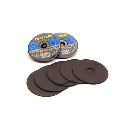 "Cutting Discs 4 1/2"" (115mm) Angle Grinder Air Cut Off 3.2mm Thick 20 PACK TE2"