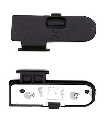 New Battery Cover Lid Replacement Door For Nikon D3100 Digital Camera