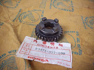 Zahnrad Getriebe 3.Gang/ Transmission Gear Countershaft third 28T Honda CM 185 T