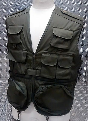 Fishing Hunters Photographers Multi Pocket Vest - All Sizes - All Colours - NEW