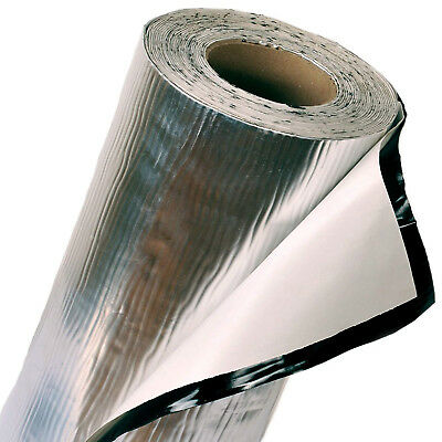 Rattletrap 80 mil Self-Adhesive Sound Deadener 25 Sq Ft With Tools - No Logo