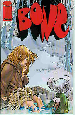 Bone # 2 (Jeff Smith) (Image, USA, 1996)