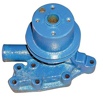 SBA145016061 Water Pump W/ Pulley And Gasket For Ford Compact Tractor 1000 1600