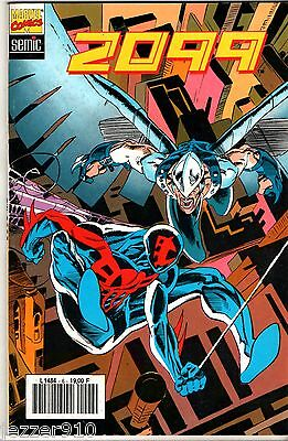 ¤ 2099 n°6 -*- 1994 SEMIC COMICS ¤ SPIDER-MAN/FATALIS/X-MEN/RAVAGE