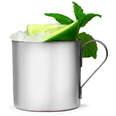 Stainless Steel Moscow Mule Cups 12.3oz / 350ml - Pack of 12 | Cocktail Mugs