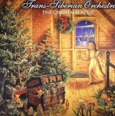 TRANS SIBERIAN ORCHESTRA - The Christmas Attic (remastered) - Vinyl (2xLP)