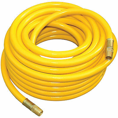 Northern Industrial Air Hose-1/2in x 50ft Yellow PVC #3902S004A