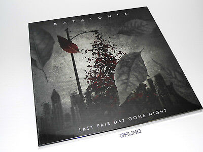 3 LP-BOX: Katatonia - Last Fair Day Gone Night, NEU & OVP (A10/5)