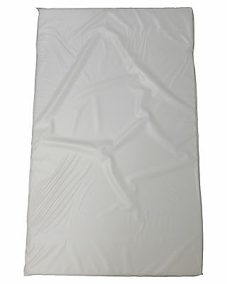 East Coast CHANGING MAT WHITE Baby/Child Changing Pad Nursery Accessory BN