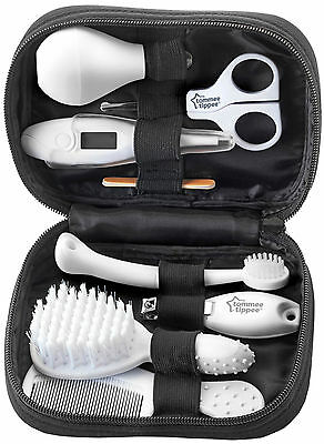 Tommee Tippee CLOSER TO NATURE HEALTH & GROOMING KIT Baby/Child Care Products BN