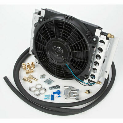 Derale 15900 Electra-Cool Trans Cooler Kit Inlet Size: -8AN