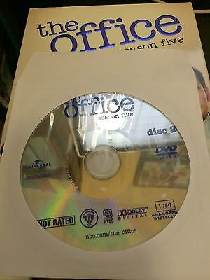 The Office - Season 5, Disc 2 REPLACEMENT DISC (not full season)