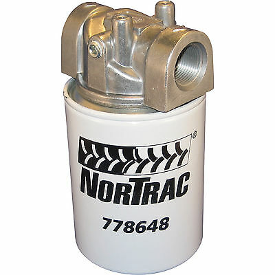 Nortrac Hydraulic Return Filter Assembly-20 GPM #778647