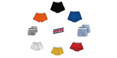 Soffe Authentic Girls Cheer Short B037 Multiple Colors & Sizes