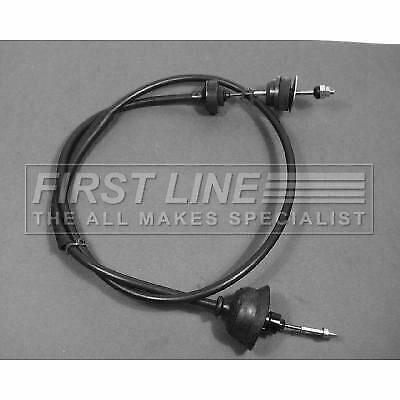 FIRSTLINE FKC1267 CLUTCH CABLE fit Peugeot 405 1.4 92-93