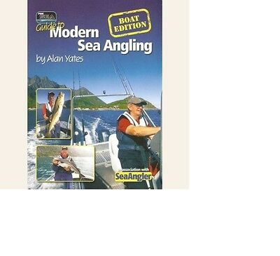 FOX Guide To Modern Sea Angling - Boat Edition 172 - Page Book