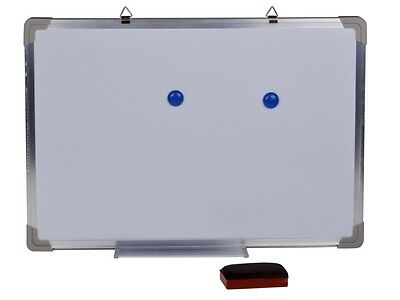 """24""""x16"""" Single Side Magnetic Writing Whiteboard Office Universal Dry Erase Board"""