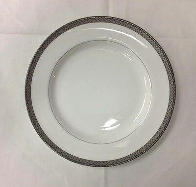 """Spode """"argent"""" Salad Plate 8"""" Bone China Brand New Made In England"""