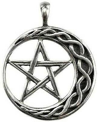 1 x WICCA WITCH STABILITY AMULET Wicca Pagan Witch Goth BRING STRENGTH STABILITY