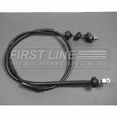 FIRSTLINE FKC1072 CLUTCH CABLE fit Peugeot 309 1.1-1.6 88-91