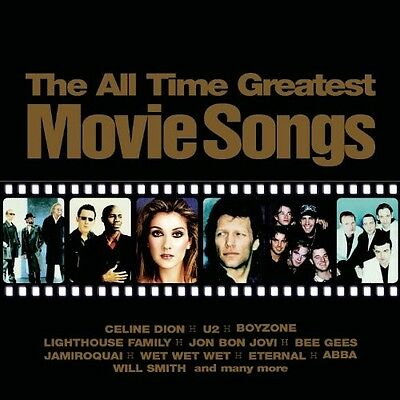 The All Time Greatest Movie Songs : Various Artists (2001) - Double CD ALBUM