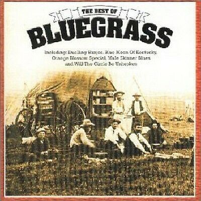 The Best of Bluegrass : Various Artists (2003) - Import CD