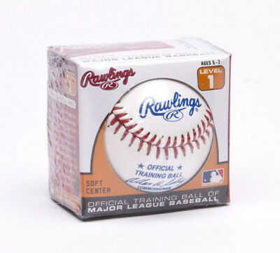 Rawlings Level 1 Practice or Training Baseball ROTB1 (Pack of 12)
