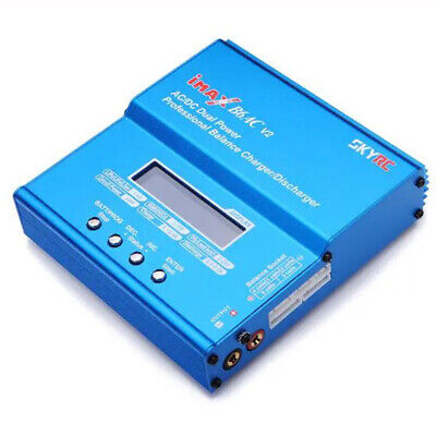Skyrc Imax Digital RC Lipo Lithium Nimh Battery Balance Charger B6AC New version