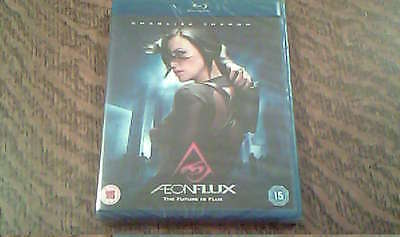blu-ray aeon flux the future is flux avec charlize theron NEUF