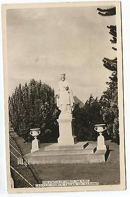 irish postcard ireland kilkenny catholic church callan statue