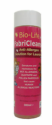 Bio-Life FabriCleanse Anti-Allergen  Solution for Laundry