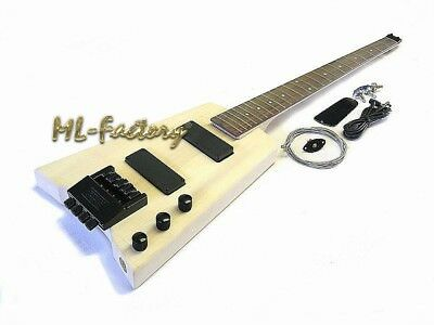E-Bass Bausatz / Bass DIY Kit ML-Factory® Headless B2-Style