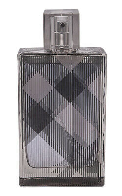 Brit by Burberry 3.3 / 3.4 oz EDT Cologne for Men Brand New Tester