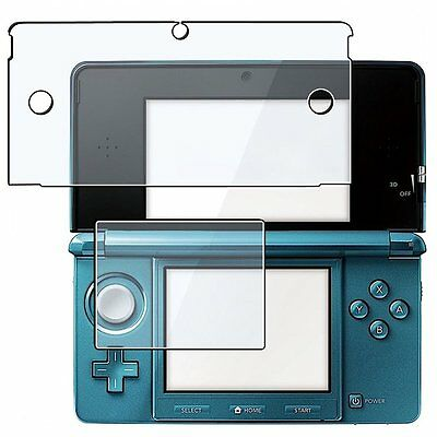 For Nintendo 3DS N3DS LCD 3D Screen Protector Guard