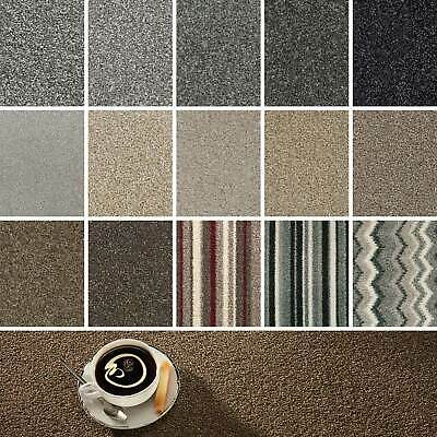 Hardwearing Flecked Carpet, Stain Resistant Twist Pile, Felt Backing, Lounge